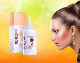 Bliss hair маска для росту і відновлення волосся нове революційне засіб фото