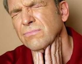 Болить горло? А може бути це, симптоми запалення мигдалин? фото