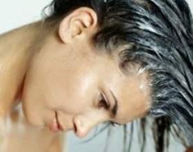 Швидка і ефективна маска для волосся з оцтом фото