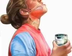 Швидкі способи позбутися від болю в горлі фото