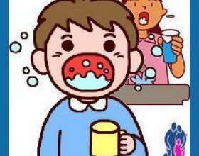 Чим полоскати горло при застуді? фото