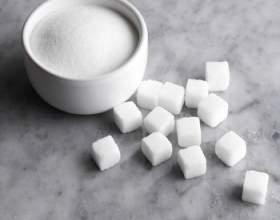 Чим шкідливий цукор і замінник цукру фото