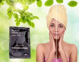 Чорна маска від прищів і чорних крапок позбавить особу від недосконалостей фото