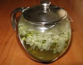 Що пити замість чаю - напій з акації або лепехи фото