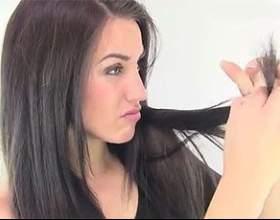 Домашні засоби по догляду за волоссям з січеться кінчиками фото