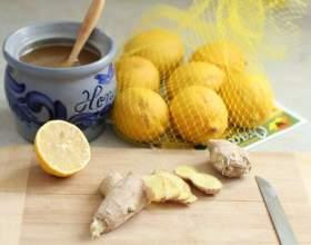 Імбир, лимон і мед - худнемо зі смаком фото