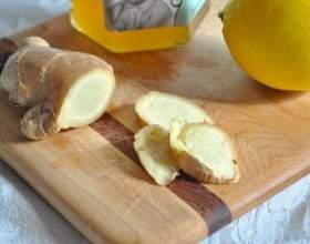 Імбир, лимон і мед в смачних і простих рецептах фото