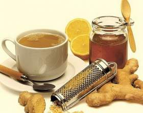 Ефективне чищення судин за допомогою імбиру, лимона і меду фото
