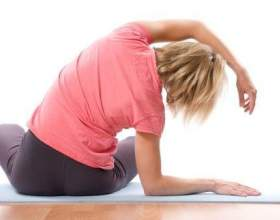 Ефективність лікувальної гімнастики для хребта фото