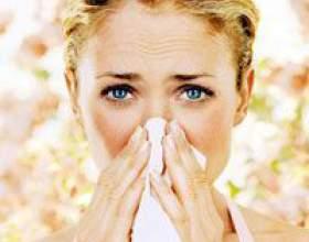 Як позбутися від алергії: на квіти, пил і порошки фото
