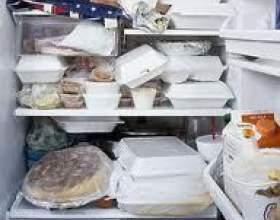 Як позбутися від запаху в холодильнику фото