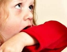 Як можна заспокоїти кашель у дитини фото