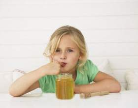 Як підвищити імунітет дитини завдяки меду? фото