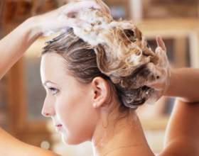 Як правильно мити волосся фото