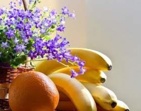 Яка користь від бананів фото