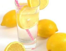 Лимонний сік з медом - основа здоров`я фото