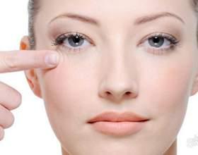Масаж від мішків під очима: як правильно робити? фото