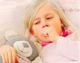 Нічний кашель у дітей фото
