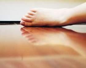 Ноги без натоптишів на ступнях фото