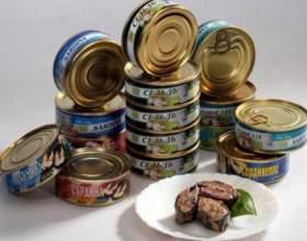 Про отруєння рибними консервами фото