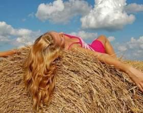 Ополіскувач з трав для волосся фото