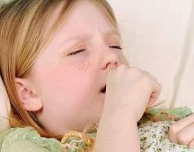 Остаточний кашель, що спостерігається у дітей фото