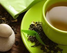 П`ємо зелений чай з медом для схуднення фото