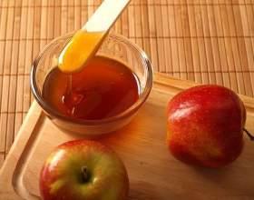 Питайте свою шкіру з медово - яблучної маскою для особи фото