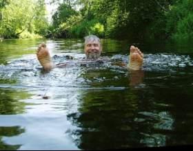 Користь водних процедур фото