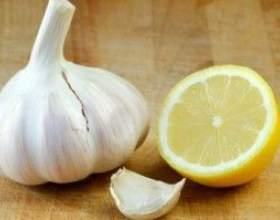 Знижуємо холестерин лимонами і часником фото