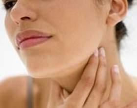 Постійне першіння в горлі і кашель - як лікувати сухість і саднение фото