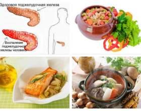 Як вибудувати здорове і корисне харчування при хронічному панкреатиті фото