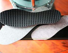 Правильний вибір устілок від запаху ніг фото
