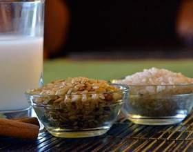 Рисове молоко фото