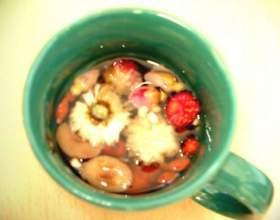 Три кращих рецепта вітамінного чаю фото