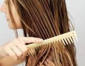 Догляд за довгим волоссям фото