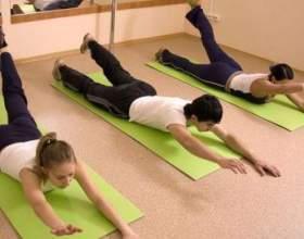 Зміцнення м`язів спини за допомогою гімнастики фото