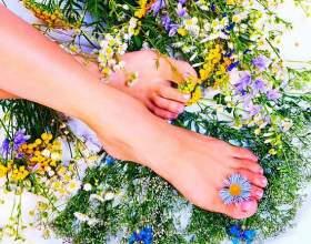 Вибираємо народні засоби проти пітливості і запаху ніг фото
