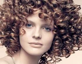 Завивка волосся в домашніх умовах фото