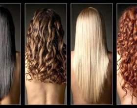 Здорові, красиві і слухняне волосся фото